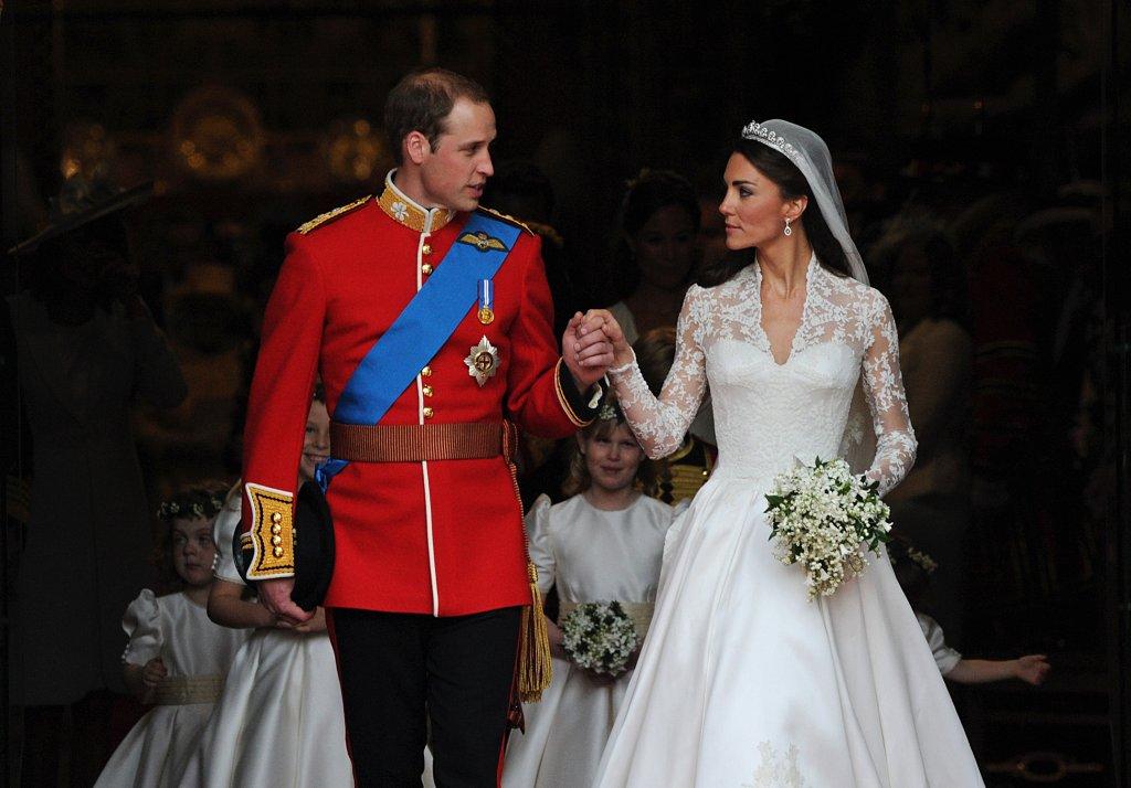 Tema Matrimonio William E Kate : Rivelato per la prima volta il menù di nozze william e