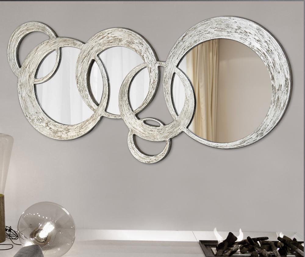 Interior design: specchi per allargare gli ambienti