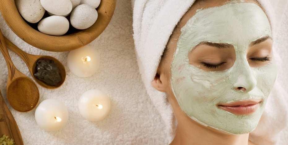 Maschere di bellezza per il viso di lifestyle