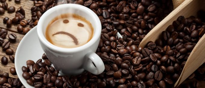 Mal di stomaco caffè