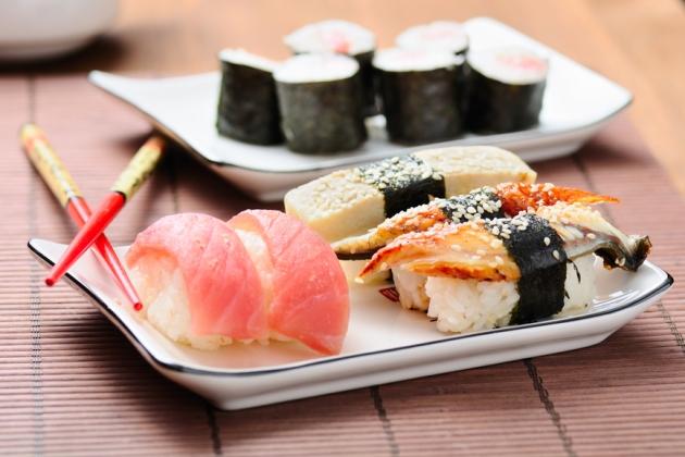 Sushi origine
